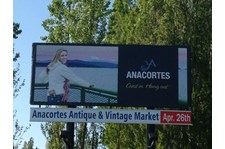 - Custom Banners - Billboard Banner - Anacortes Chamber of Commerce - Anacortes, WA