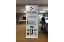 - Custom Banners - Retractable Banner - EDASC - Mount Vernon, WA