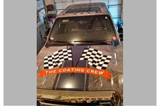 - Vehicle-Graphics-Full-Wrap-Concrete-hood-Image360-St.Paul-MN