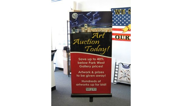 Houston Trade Show Retractable Banners