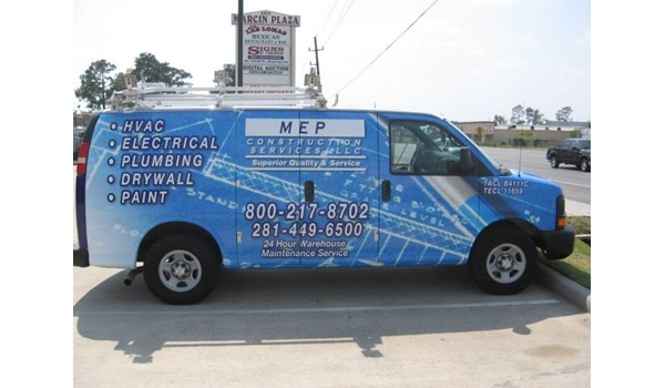 Vehicle Graphics HVAC Mechanical Products